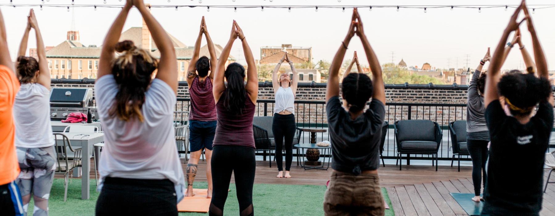Best Yoga Studios in Pilsen